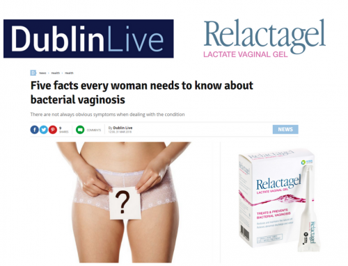 Relactagel featured on Dublin Live